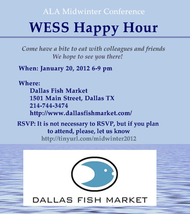 Index of rdh7 wess for Dallas fish market